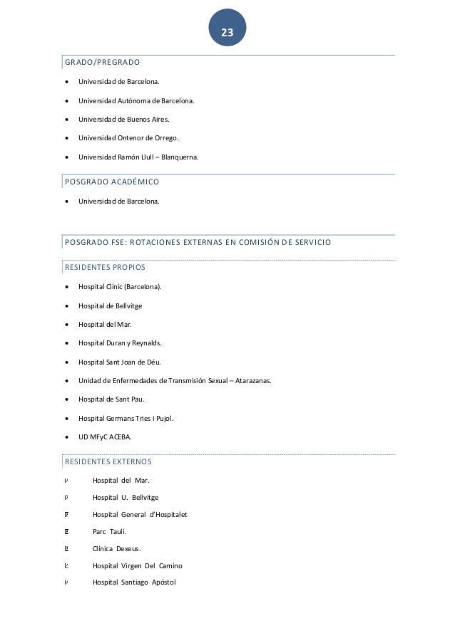 Memoria servicio docencia 2014 for Servicio tecnico roca murcia