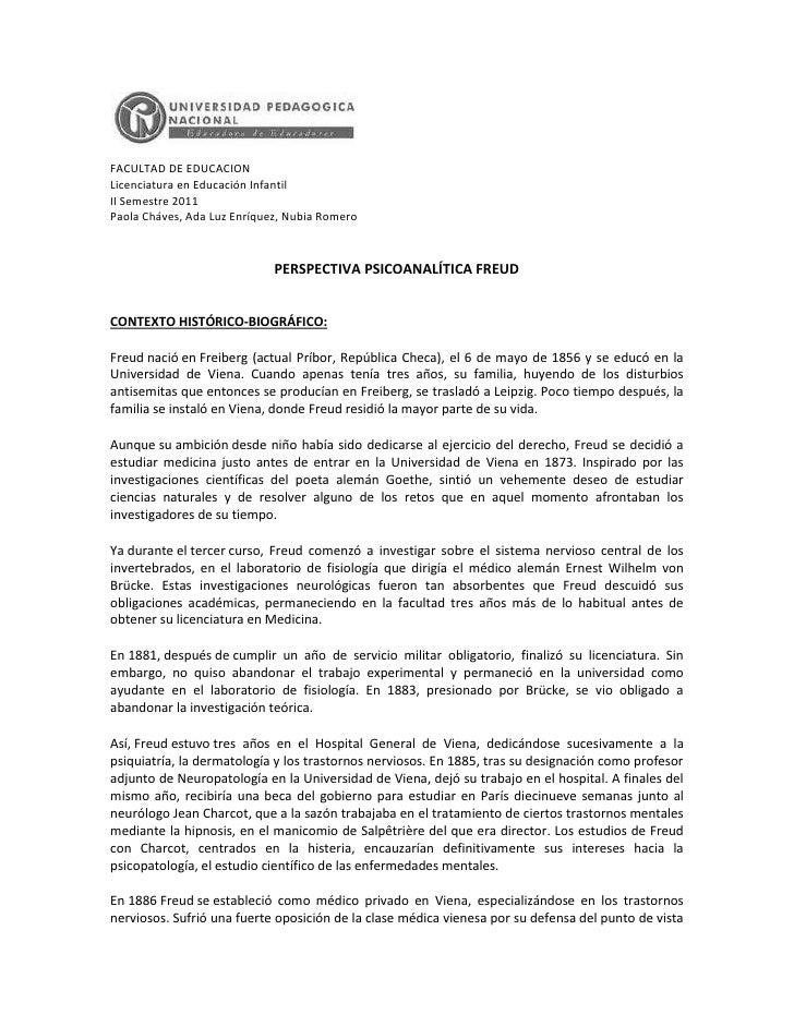 FACULTAD DE EDUCACION<br />Licenciatura en Educación Infantil<br />II Semestre 2011<br />Paola Cháves, Ada Luz Enríquez, N...