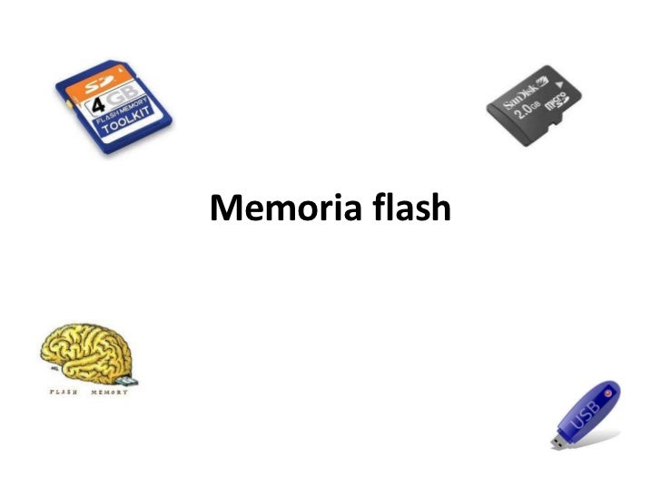 Memoria flash<br />