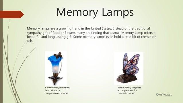 Memory Lamps ...