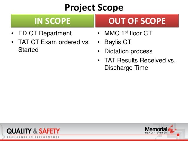 Memorial Health System 30 Reduction In Wait Times Using