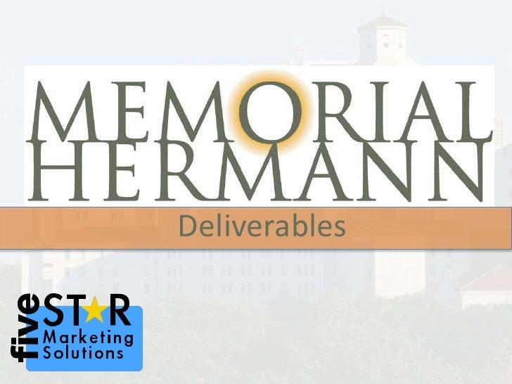 Memorial Hermann Team A
