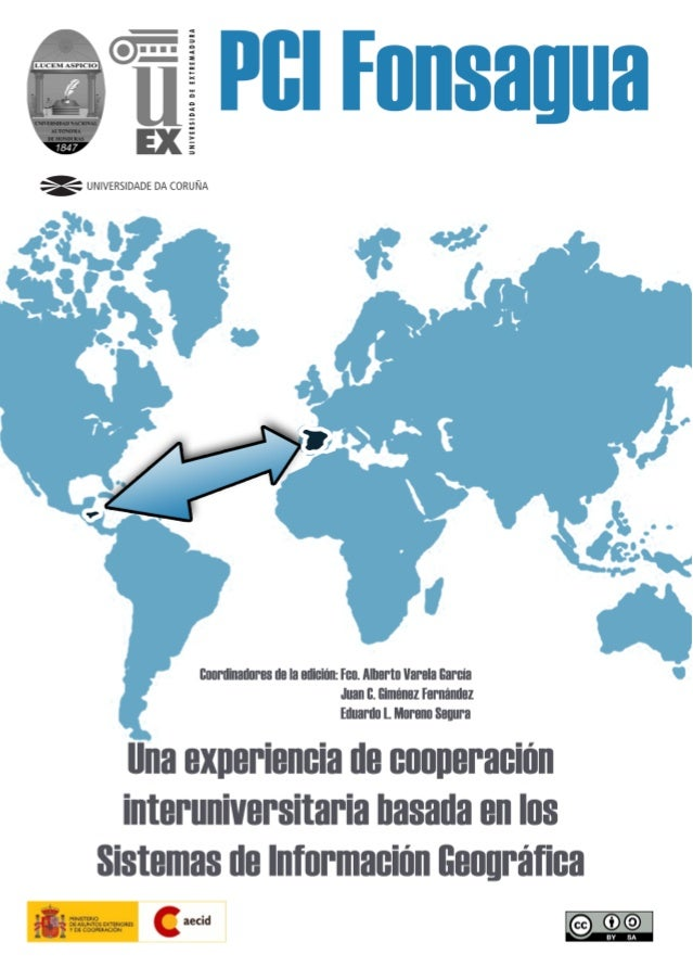 PCIFONSAGUAUnaexperienciadecooperacióninteruniversitariabasadaenlosSistemasdeInformación...