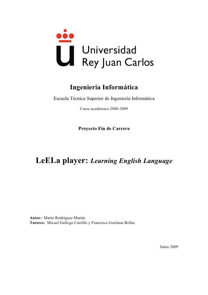 Ingeniería Informática              Escuela Técnica Superior de Ingeniería Informática                             Curso a...