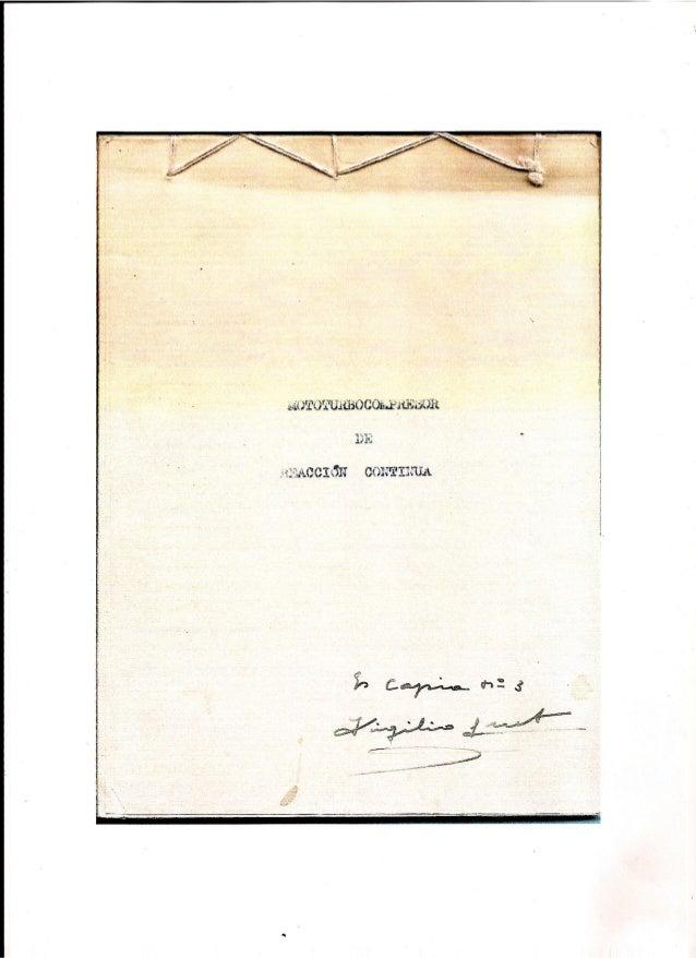 Memoria, planos y copia manuscrita nº3 Slide 2