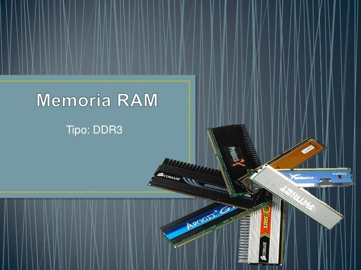 Tipo: DDR3