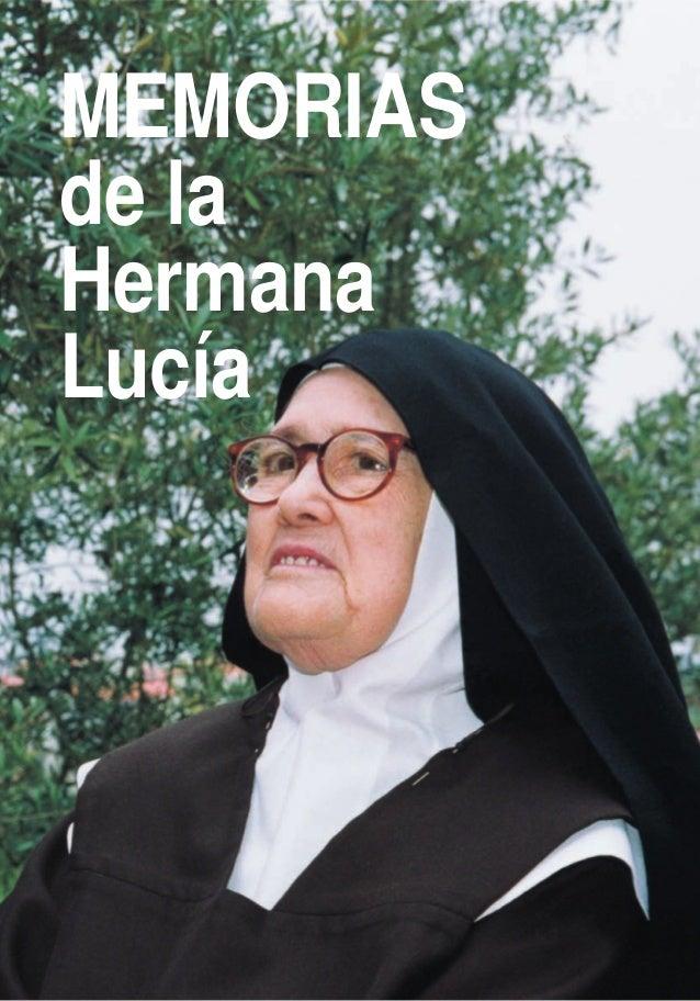 MEMORIASde laHermanaLucía