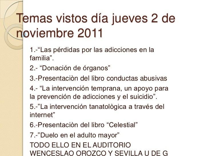Memorias jornadas ajifitts 2011 Slide 2