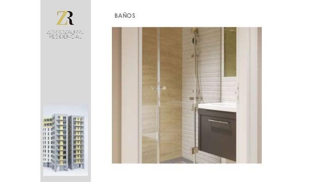 APARATOS SANITARIOS (PORCELANOSA) • Los aparatos sanitarios son de porcelana vitrificada blanca, inodoro de la serie ACRO ...