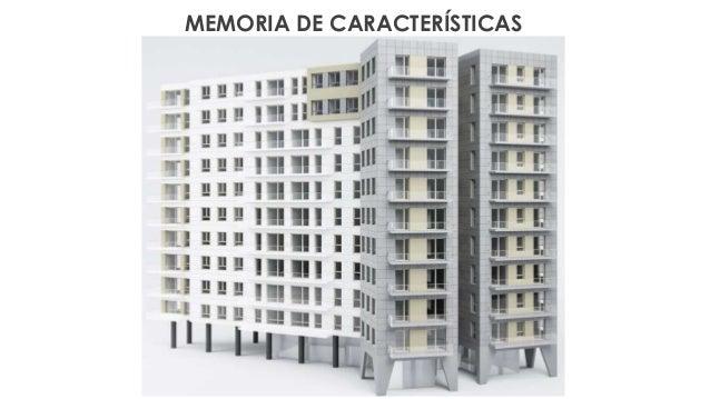 La fachada estará compuesta por una fachada ventilada, con aislamiento térmico y acústico en su interior, que garantiza el...