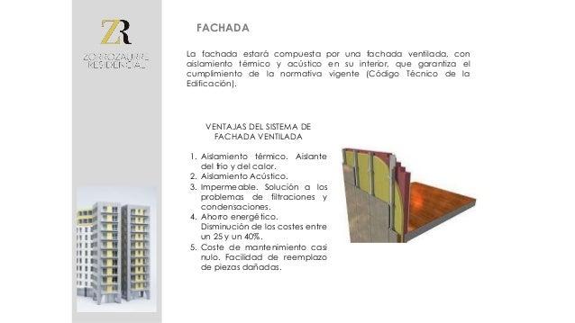 La cubierta del edificio será plana, no transitable, con una capa de protección de grava, aislada térmicamente con plancha...