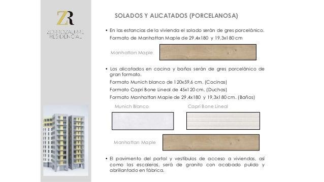 • La carpintería interior será Tipo Block, con diseño liso y lacado en color blanco. Salón, cocina y distribuidor, puertas...