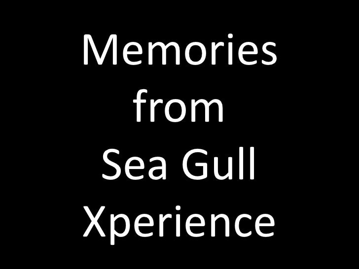 Memories from Sea Gull Xperience<br />