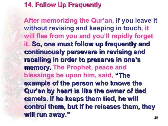 Online Quran memorization Course Download