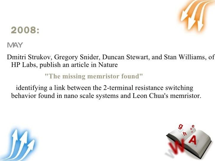 Strukov S Group In  Nature