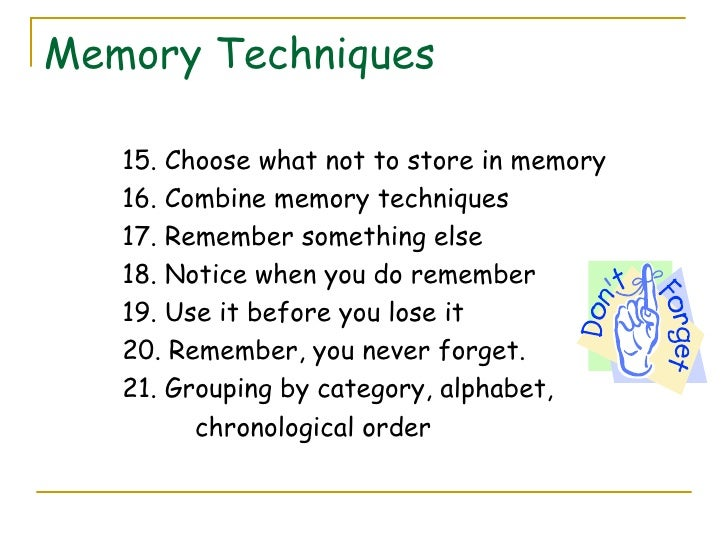 Top 10 Tricks to Boost Your Memory and Remember Anything
