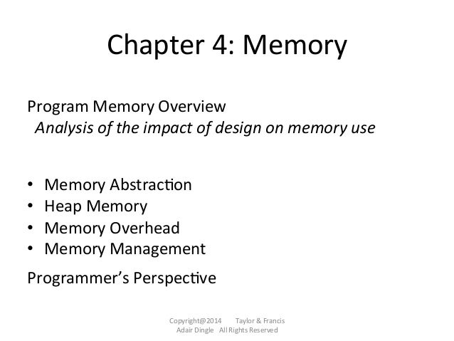 adult memory building software