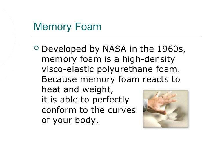 latex verses Memory foam