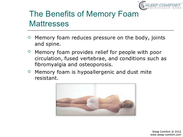 Memory Foam Mattresses Verses Latex Mattresses