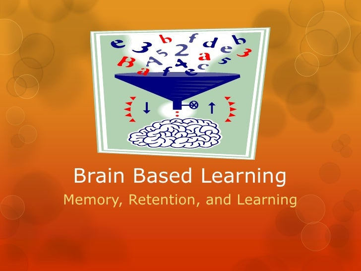 Brain Based LearningMemory, Retention, and Learning