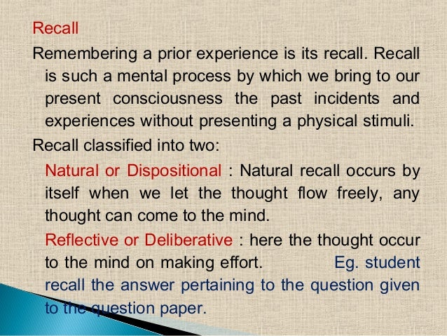 memory and history essays on recalling and interpreting experience