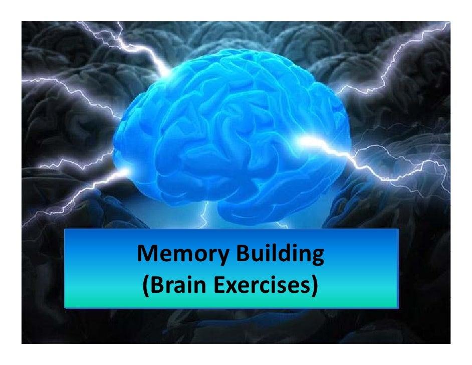 MemoryBuilding Memory Building ( (BrainExercises)                 )