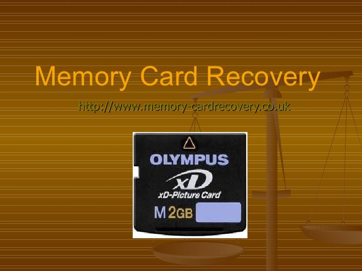 Memory Card Recovery   http://www.memory-cardrecovery.co.uk