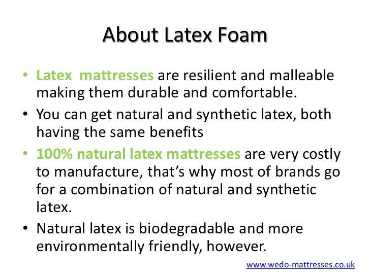 memory foam mattress or latex foam mattress. Black Bedroom Furniture Sets. Home Design Ideas