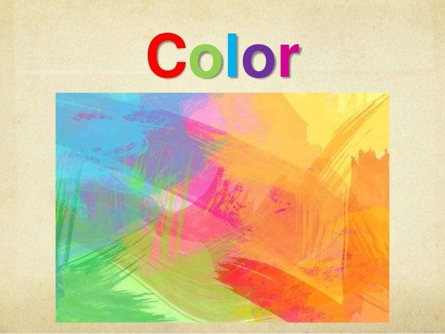 7 Elements Of Visual Arts : Elements of art