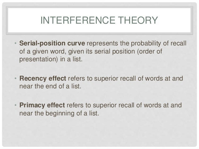 affects of repressed memories in the Statements about recovered memories from  broader social  context affects the credence given to the interpretation of recovered.