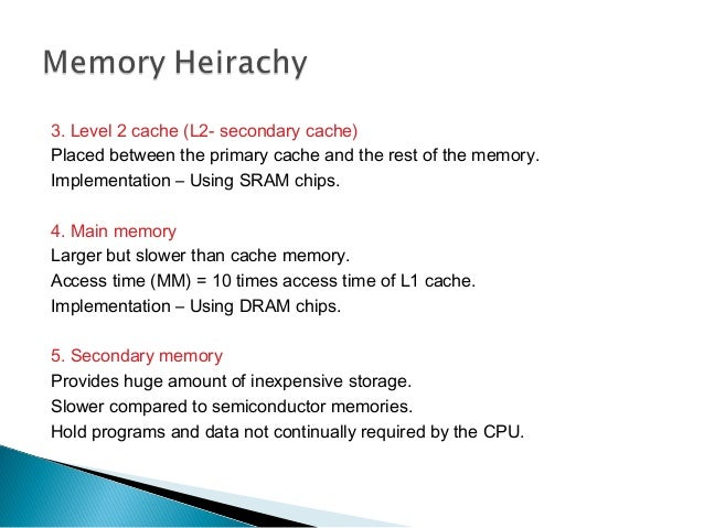 the main concepts of the organisation of memory Physical memory is ram actually belongs to main memory logical address is the address generated by cpu in paging,logical address is mapped into physical address with the help of page tables.