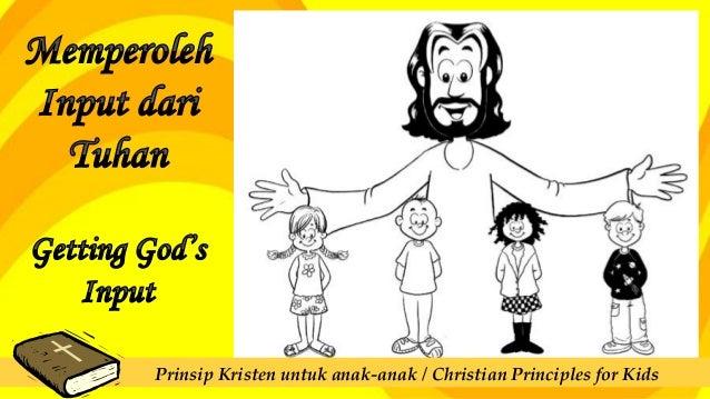 Prinsip Kristen untuk anak-anak / Christian Principles for Kids
