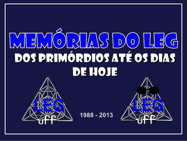 1988 - 2013