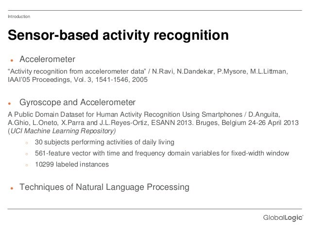 Swimming Tracker - Motion Recognition