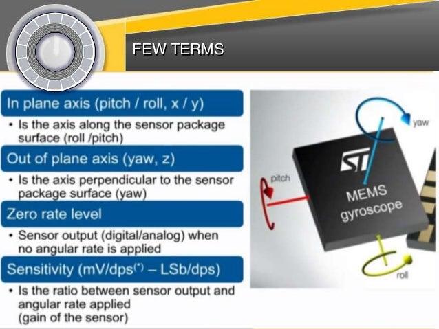 Mems gyroscope working, principle of operation of disc resonator gyroscope Slide 3