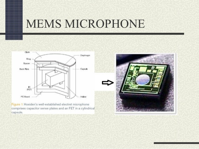 Mems Microphone