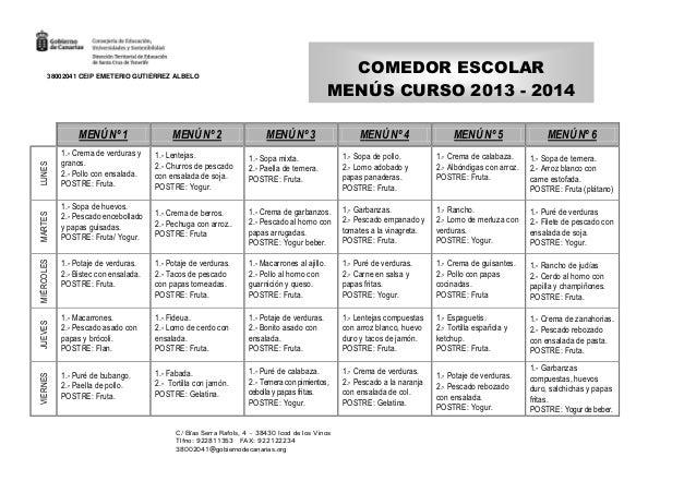 C/ Elías Serra Rafols, 4 – 38430 Icod de los Vinos Tlfno: 922811353 FAX: 922122234 38002041@gobiernodecanarias.org 3800204...