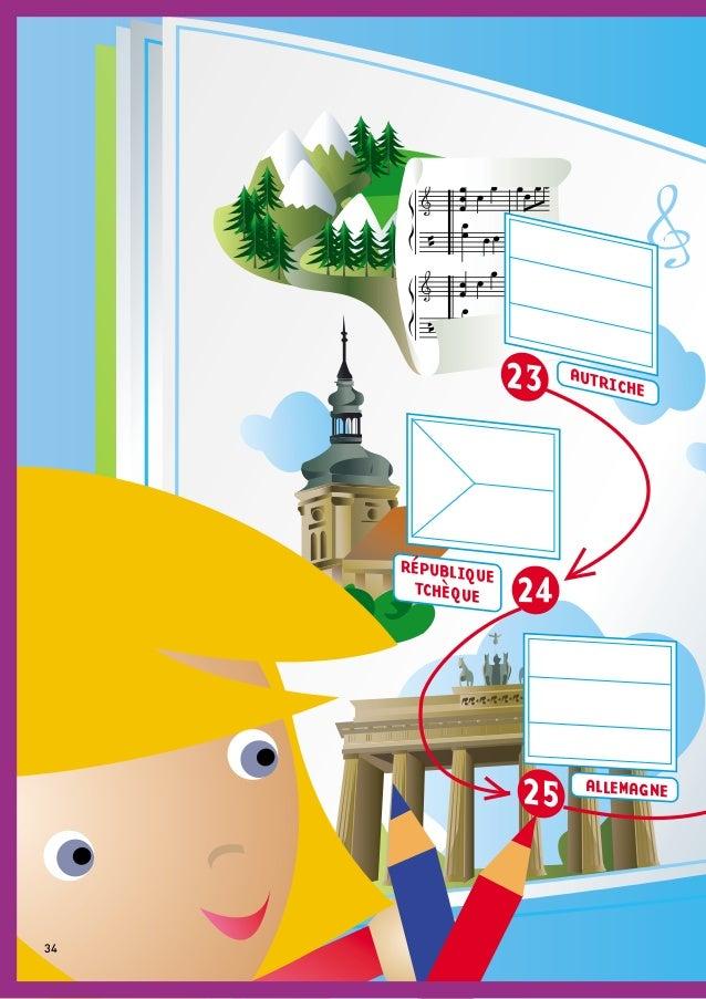 AUTRICHE23RÉPUBLIQUETCHÈQUE 24ALLEMAGNE2534