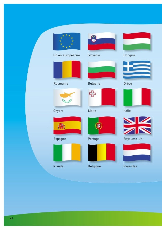 Union européenne Slovénie HongrieRoumanie Bulgarie GrèceChypre Malte ItalieEspagne Portugal Royaume-UniIrlande Belgique Pa...