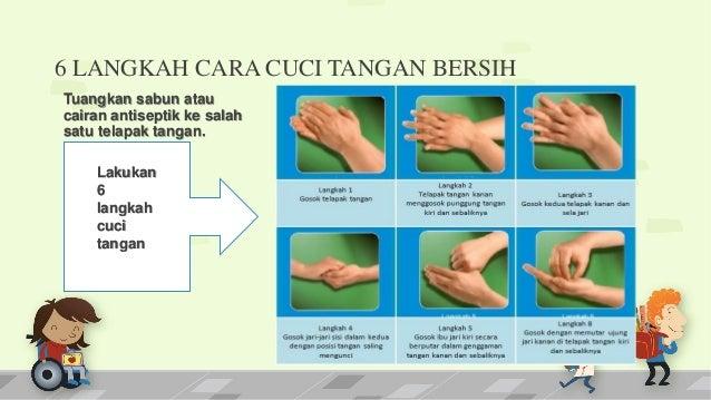 Mencuci Tangan Bersih Buat Uprak Pdf