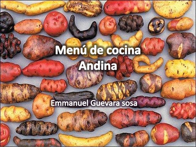 Menú de cocina (1)