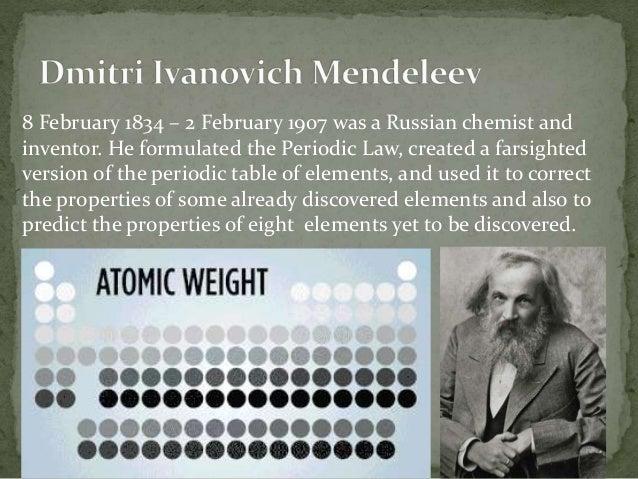 Mendeleev periodic table mendeleev periodic table 1 done by mohit raj bhurat x b 2 urtaz Images