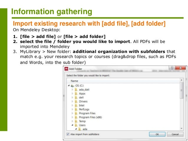 how to add reference from mendeley to word