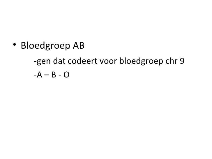 bloedgroep universele donor