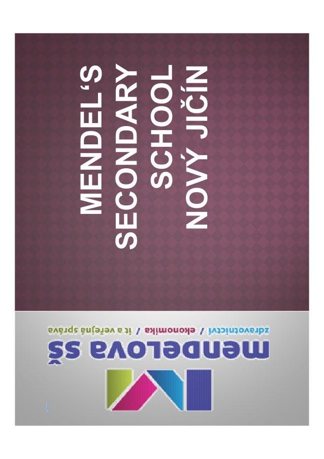 General information Department Business study programmes subjects equipment school activities