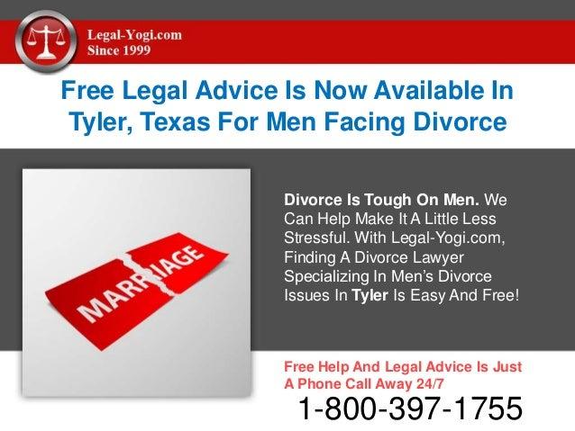 free divorce advise in texas