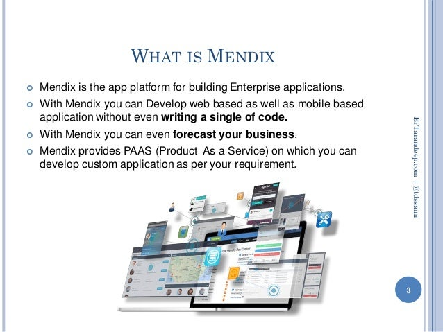 Mendix - Cloud PAAS App Platform Slide 3