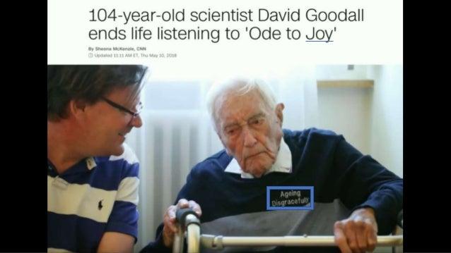 Meneliti rahasia panjang umur