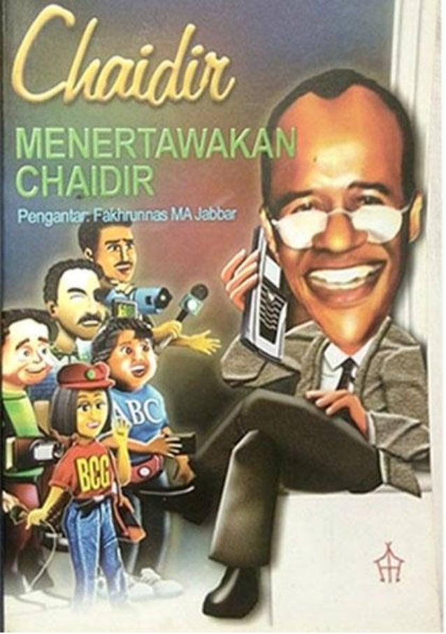 drh. Chaidir, MM http://drh.chaidir.net 2005 ii Menertawakan Chaidir ISBN: 979-9339-96-0 Hakcipta dilindungj undang-undang...
