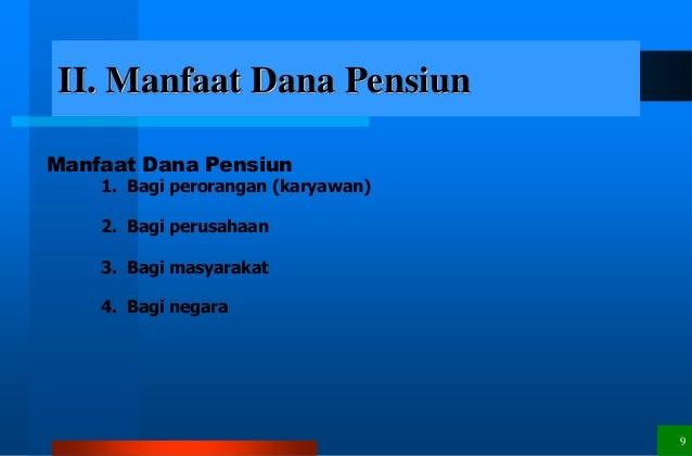 5 Pengertian Dana Pensiun dan Tujuannya